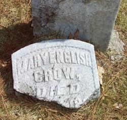 Mary <i>English</i> Crow