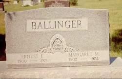 Ernest E. Ballinger