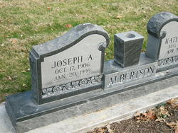 Joseph Albert Albertson