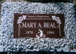 Mary A Beal