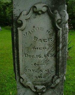 Jacob H Baer