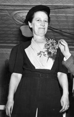 Maria Elizabeth <i>Winblad</i> Freudenberg