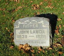 John William Lamca