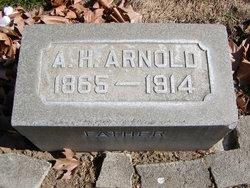 Akfred Harvey Arnold