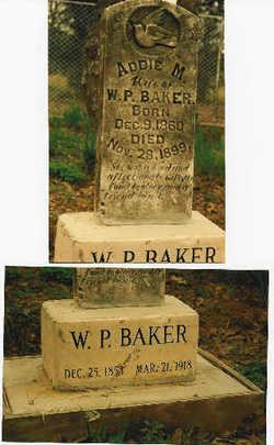Adeline M. <i>Outlaw</i> Baker