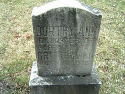 Dorothy Ann Crittenden
