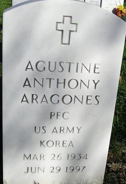 Agustine Anthony Aragones