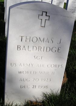 Thomas Joseph Baldridge