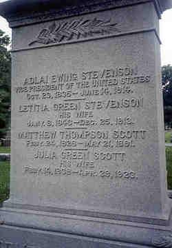 Adlai Ewing Stevenson, I