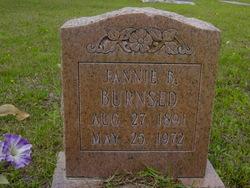 Fannie Blanche Burnsed