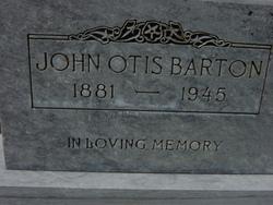 John Otis Barton