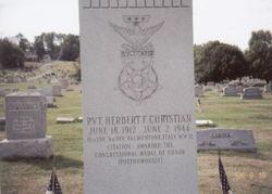 Herbert F. Christian