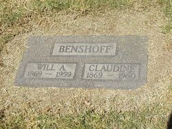Will Alton Benshoff