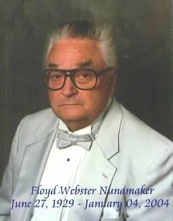 Floyd Webster Nunamaker