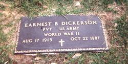 Earnest Bill James Dickerson, Sr