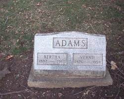 Bertha Adams
