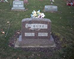Margaret V Burr