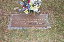 Helen <i>Harmon</i> Anderson Boatwright
