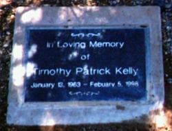 Timothy Patrick Kelly