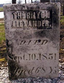 Thornton Alexander