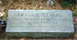 Frankie Silver