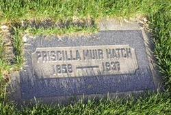Pricilla Blackwood <i>Muir</i> Hatch