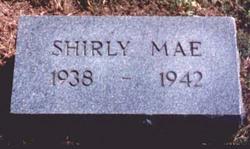 Shirley Mae Anglin