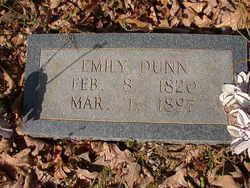 Emily <i>Meriwether</i> Dunn