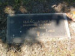 Pvt Isaac Adams
