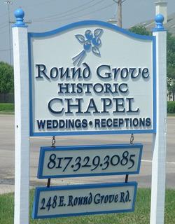 Round Grove Cemetery