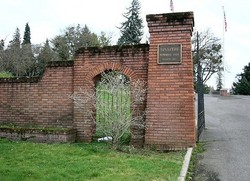 Siskiyou Memorial Park