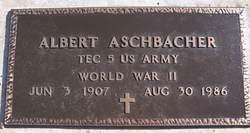 Albert Aschbacher
