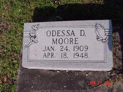 Odessa <i>Davis</i> Moore