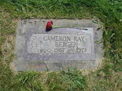 Cameron Ray Bergen