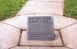 Potter Field