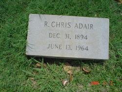R Chris Adair