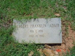 Herbert Franklin Adair
