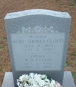 Ruby <i>Shores</i> Cloud