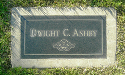 Dwight Crandle Ashby