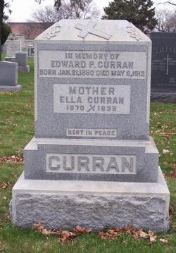 Edward Patrick Curran
