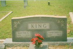 Sanford Lawson King