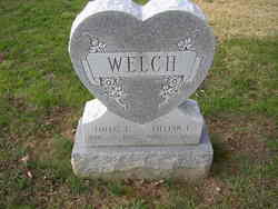 Lollis E Welch