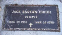Jack Easton Chinn