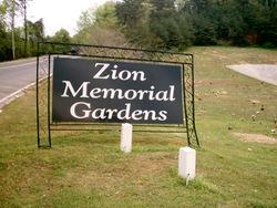 Zion Memorial Gardens