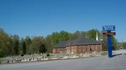 Reedy River Baptist Church Cemetery