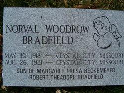 Norval Woodrow Bradfield