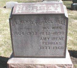 Grace <i>Fell</i> Hersey