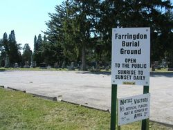 Farringdon Burial Ground