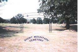 Short Mountain Cemetery