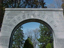Rodef Sholem Cemetery